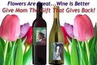 Wine Mothers Day Banner